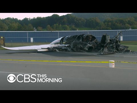 Damon & Cory - Dale Earnhardt Jr. and family survive plane crash