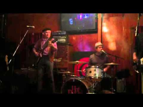 "Hot Roux - ""Strangers Blues"" at The G Spot"