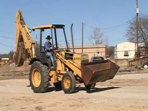 Mining equipment tractor: December 2014