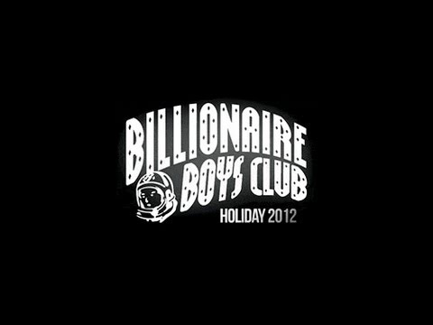 Billionaire Boys Club Holiday Collection 2012