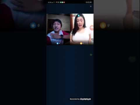 BIGO LIVE Bahan Pascol Duel Kalah No Bra Diguyur Air
