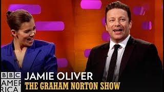 Why Jamie Oliver Gave His Grandma Viagra | The Graham Norton Show | BBC America
