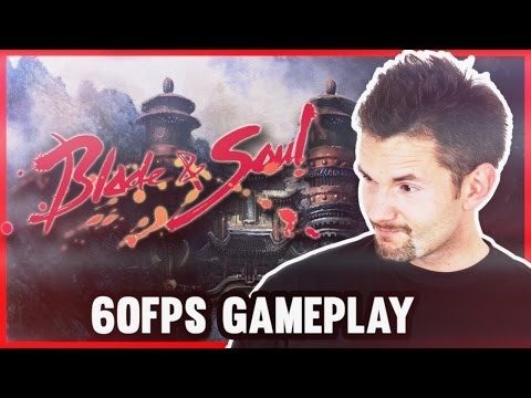 Blade & Soul | JADE EMPIRE MMO? | 60FPS Gameplay