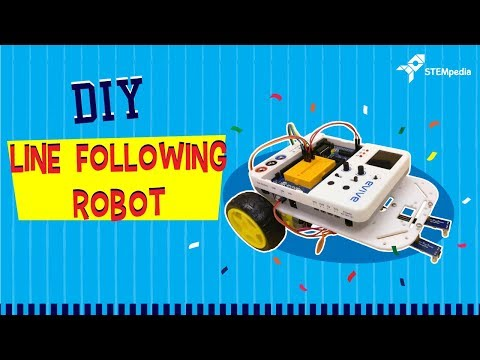 Make a DIY Line Following Robot using Arduino & IR Sensor - Projects