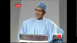 Nigerian Presidential Debate 18/3/11 Part 1