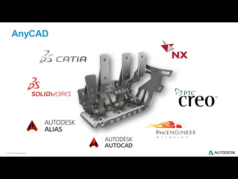 Quick Inventor Tip: The Power of AnyCAD