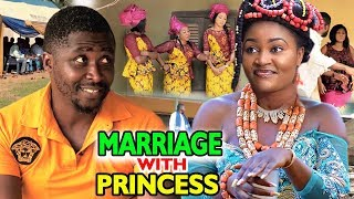 Marriage With Princess Season 1&2-NEW MOVIE' Onny Micheal & Chizzy Alichi 2020 Latest Nigerian Movie