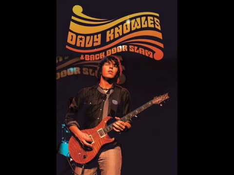 Davy Knowles - Tear Down The Walls