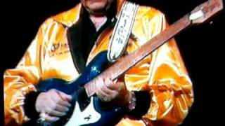 "NOKIE EDWARDS of The VENTURES ""Steel Guitar Rag"" !!"