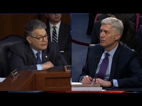 Neil Gorsuch: I'm not God