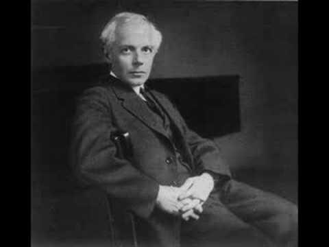 Béla Bartok 'Allegro Barbaro'