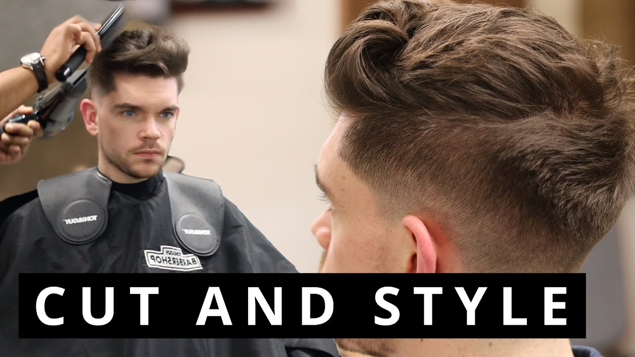 The Best Mens Haircut For 2016 Youtube