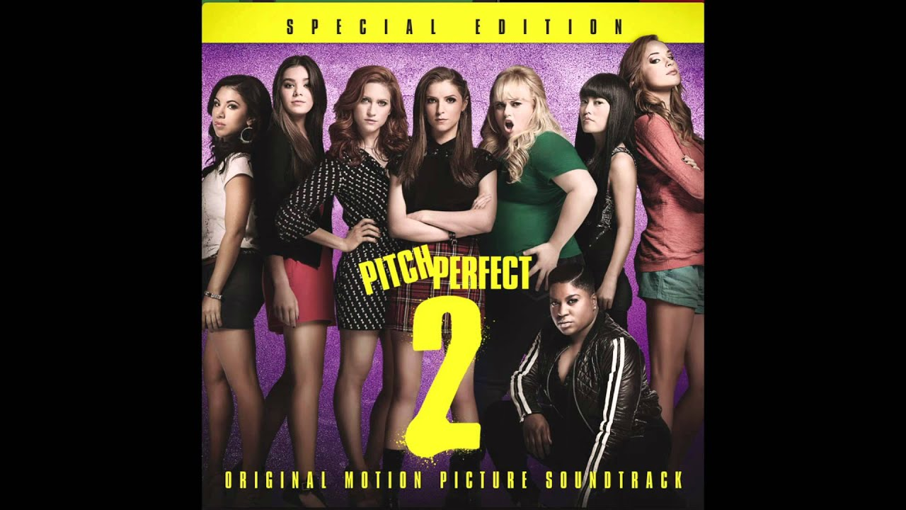 Any Way You Want It (from the Pitch Perfect 2 Sountrack) by Pentatonix