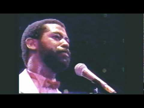 Teddy pendergrass-i cant live without your love (live)