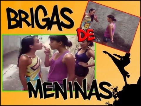 Briga EP-#4- Meninas brigando (eu não sou puta)