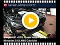 Radarwarner Installation Mercedes S63 AMG Cabriolet Stinger VIP