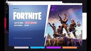FORTNITE HACK CHEATS ESP AIMBOT BYPASS BATTLEYE LAST UPDATE December 2017