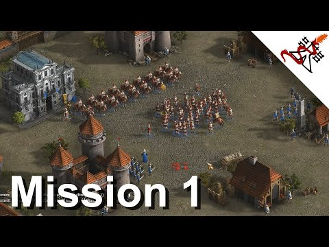 Cossacks 3 - Mission 1 DISRUPTING ENEMY SCHEMES | Becoming a Generalissimo [IMPOSSIBLE Difficulty]