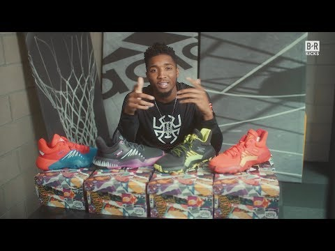 B/R Kicks Unboxed with Donovan Mitchell: Adidas D.O.N. Issue #1