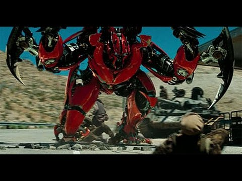 Transformers D.O.T.M. All Dino/Mirage Scenes