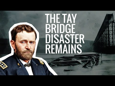The Tay Bridge Disaster Remains