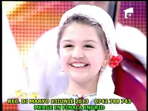 Ingrid Boengiu - COLAJ NEXT STAR ANTENA 1