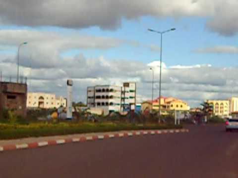 ACI 2000 Bamako, Mali - Hotels and Businesses
