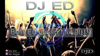 DJ ED - BEST European Mix 2019
