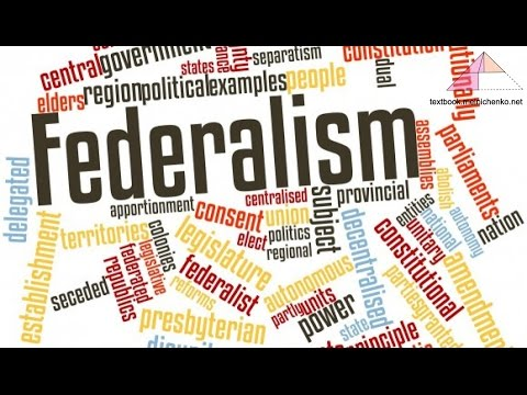 history and development of federalism