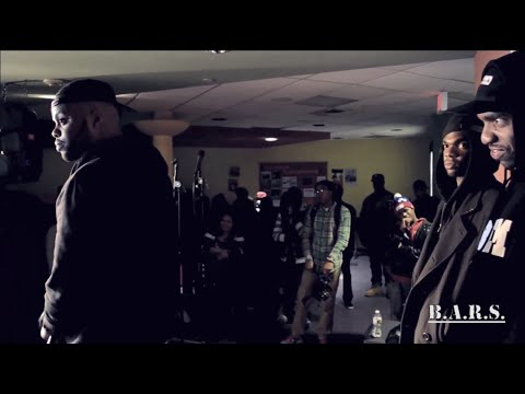 B.A.R.S. Presents: Th3 Saga vs. Alonzo Green - Hosted by Loaded Lux