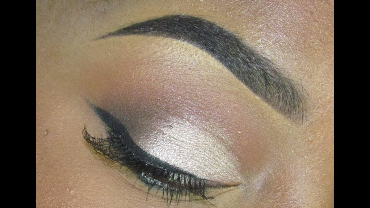 Eyebrow Tutorial Sculpted Brows Youtube