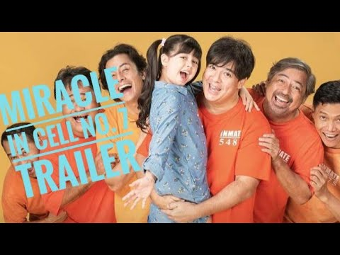 Miracle In Cell No. 7 | Movie Trailer | Pinoy Movie | MMFF 2019 | Ekim World