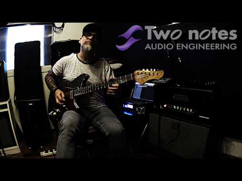 Misty Moments with Two Notes Torpedo Studio