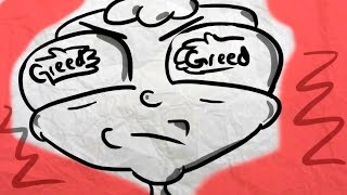 """Greed"" - 2 Year Anniversary Poetry Animation"
