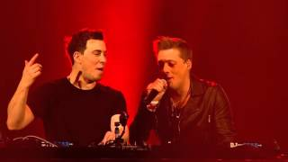 Harrison & Hardwell Live In The Ziggo Dome 2015