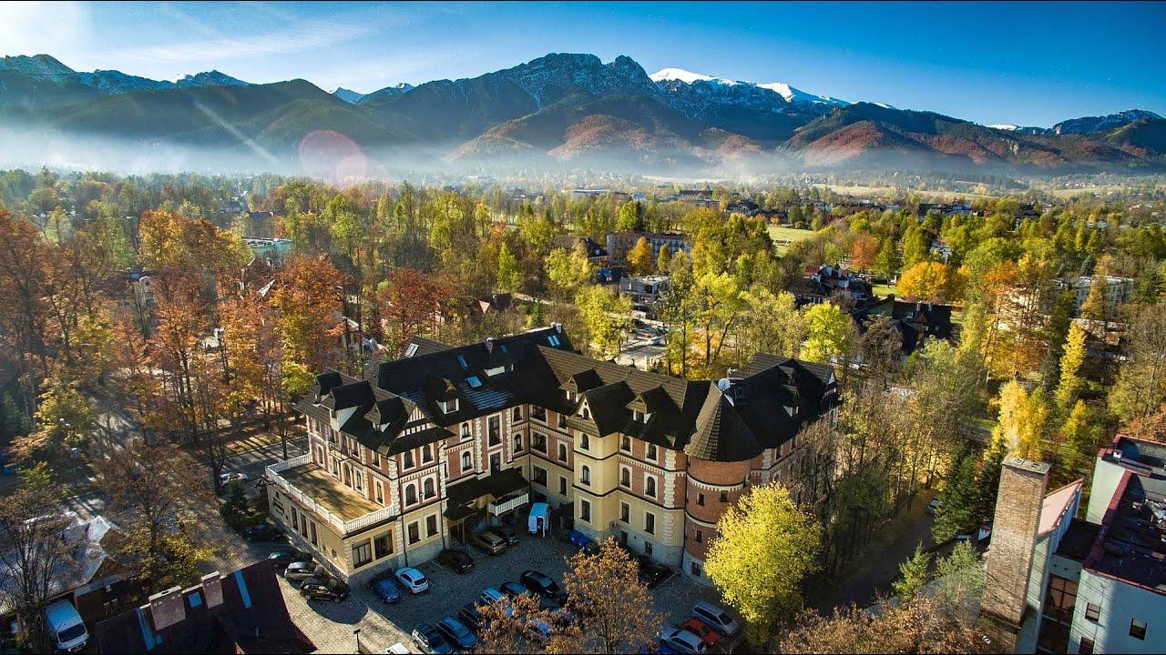 Grand Hotel Stamary W Zakopanem