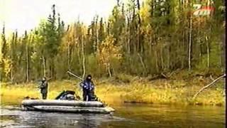 Діалоги про риболовлю. Випуск 13: Харіус на спінінг