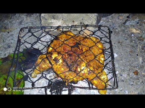 resep-dan-cara-membuat-ayam-panggang-bumbu-rujak-paling-enak