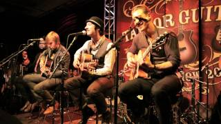 "Plain White T's ""Boomerang"" - NAMM 2011 with Taylor Guitars"