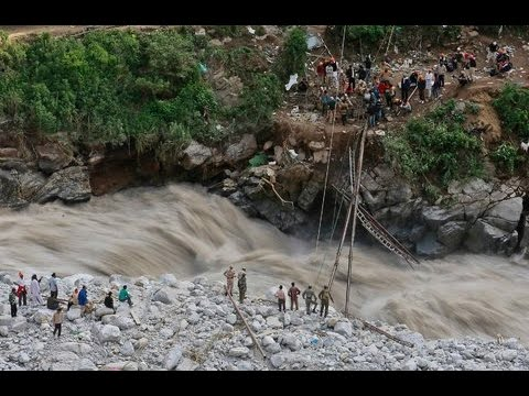 The Most Flash Flood DANGEROUS Caught On Camera In History | Scarry Flash Flood