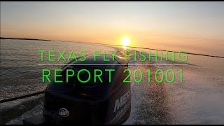 Texas Fly Fishing Report 201001