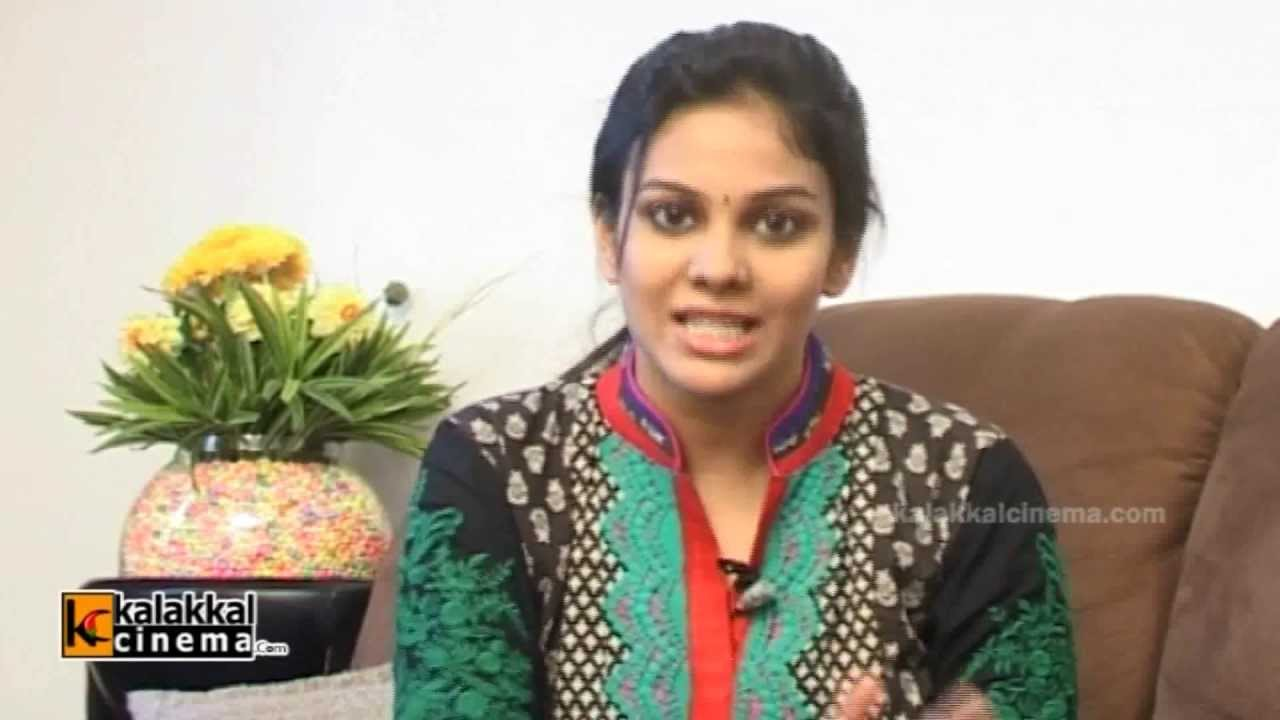 Chandni (actress) Actress Chandni Special Interview YouTube