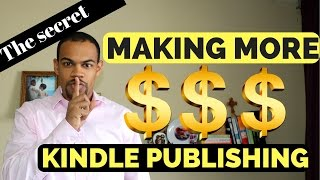 How To Make Even More Money With Kindle Publishing Using Bundles