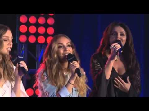 Little Mix vs The Saturdays - HARMONIES
