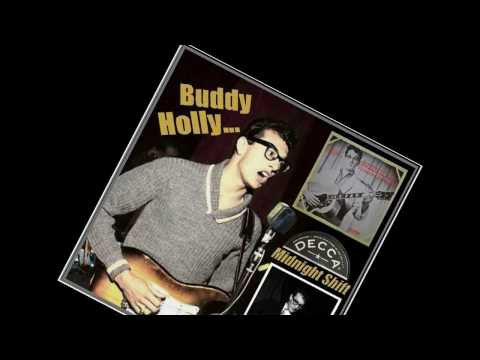 Buddy Holly - Midnight Shift (1956)