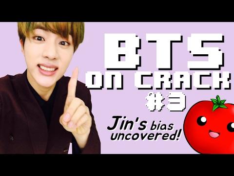 JIN'S BIAS UNCOVERED | bts on crack #3