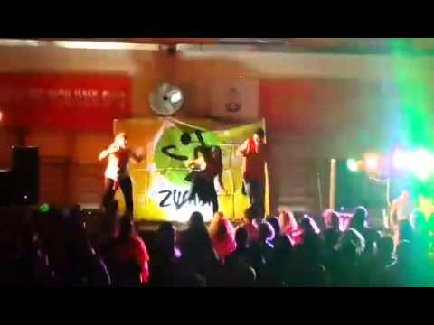 Zumba with zes mario gutierrez