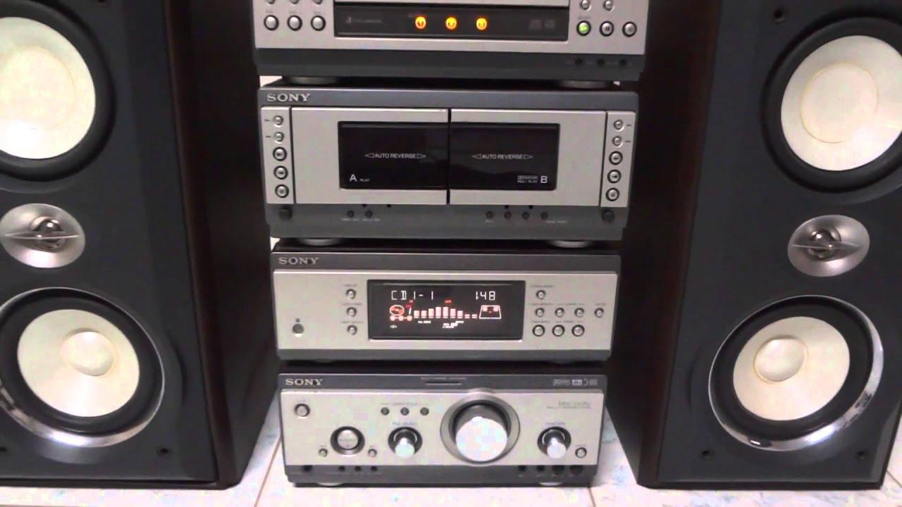 Sony Mhc -sv7av