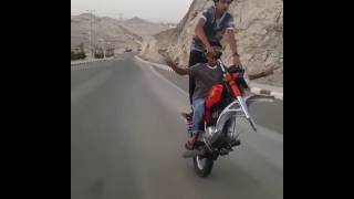 Crazy Guys Bike Stunts 2016 | Yamaha Bike Stunts | saudi arabia got talent | talentdunia.in