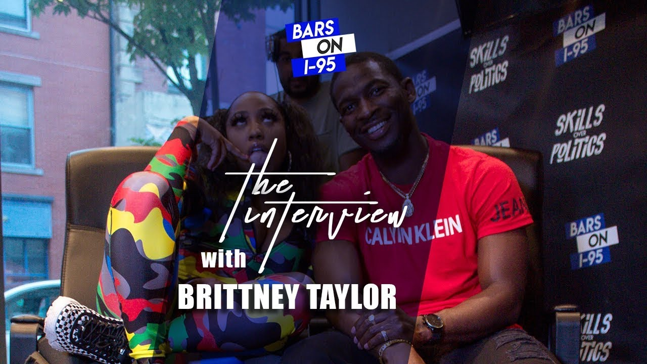 Brittney Taylor interview/ talks Love and hip hop, beef amongst female, her career, music and more